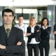 Group of business — Stock Photo #16169863