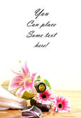 Spa background — Stock Photo