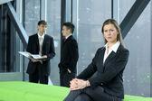 Business team — Stock Photo
