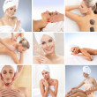 Spa collage — Stock Photo #21488047