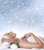 Tratamento de spa — Foto Stock