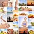 Collage made of many different elements — Stock Photo #23996159