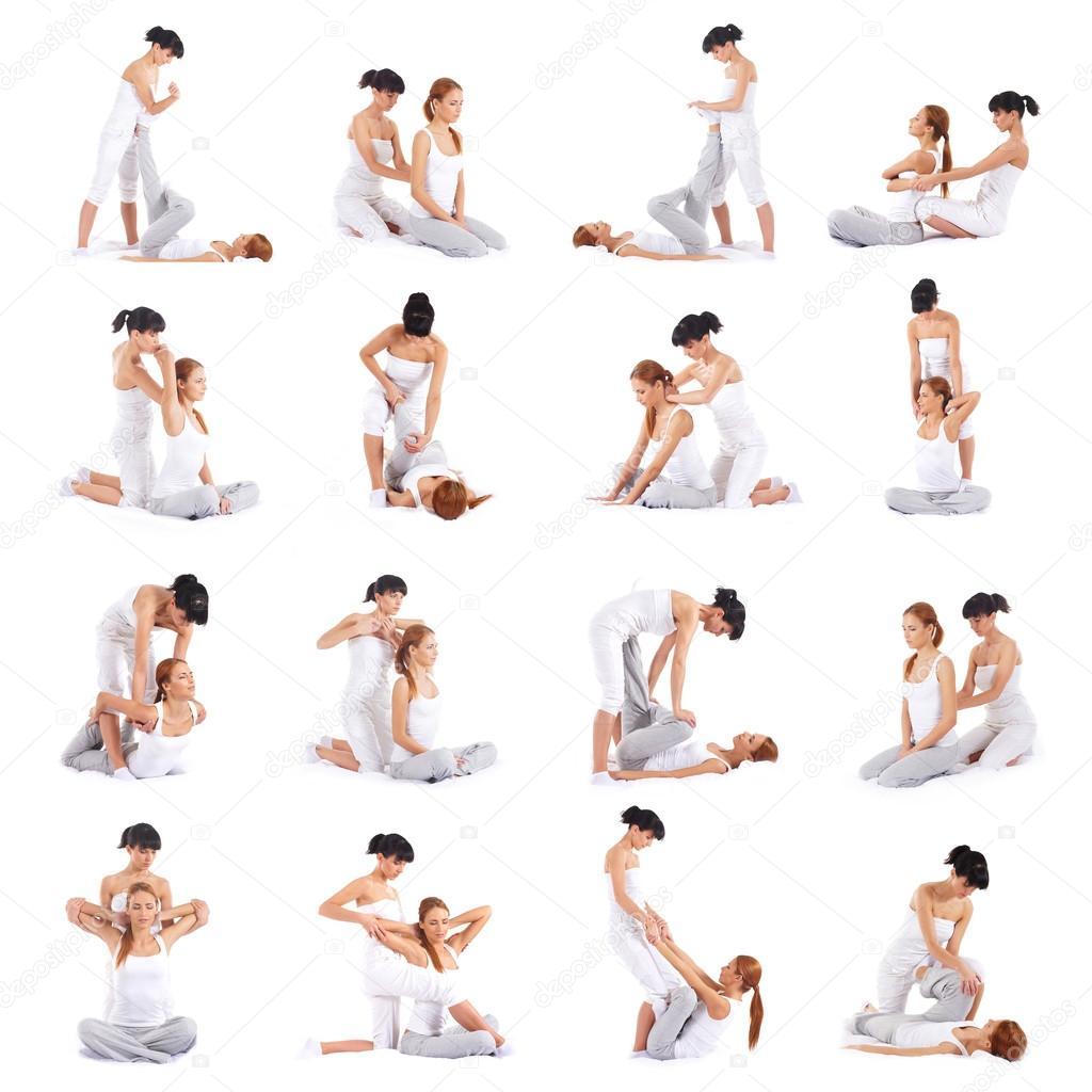 Смотреть массаж для женщин 1 фотография