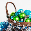 Christmas decoration — Stock Photo #14624335