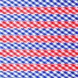 Stock Photo: Checkered decorative ribbons