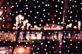 Jul suddig bakgrund — Stockfoto
