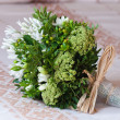 Mediterranean bouquet - Stock Photo