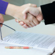 Royalty-Free Stock Photo: Agreement