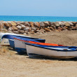 Boats in Torreblanca - Stock Photo