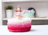 Cake princess — Stock Photo