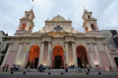 The Cathedral of Salta — Photo