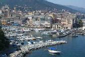 Bastia on Corsica island — Stock Photo