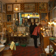 Clignancourt flea market at Paris - Stock Photo