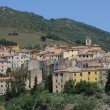 The village of Rio in Elba on Elba island — Stock Photo