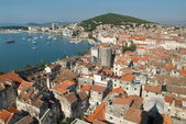 The town of Split, Croatia — Stock Photo