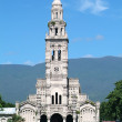 Church of Sainte Anne on Reunion island, France - Stock Photo