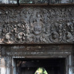 Khmer archaeological site of Wat Phu Champasak, Laos — Stock Photo #18137525