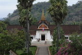 Royal Palace in Luang Prabang, Laos — Stock Photo