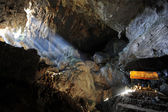 The cave of Pukham near Vang Vieng on Laos — Stock Photo