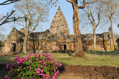 Archaeological site of Phnom Rung on Thailand — Stock Photo