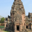 Archaeological site of Phnom Rung on Thailand — Foto Stock