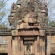 Khmer archaeological site of Prasat Muang Tam on Thailand — Foto de Stock
