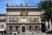 Palace at Avignon on France — Stock Photo