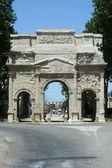Roman arc de Triomphe of Orange on France — Stock Photo