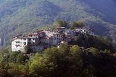 Byn castello på valsolda, italien — Stockfoto