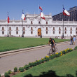 La Moneda Palace - Stock Photo