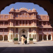 Jaipur, Rajasthan, India. — Stock Photo