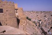 Amarsagar temple, the oldest Jain temple — Stock Photo