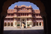 Jaipur, Rajasthan, India. — Stock Photo