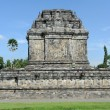 Archaeological site of Mendut on the island of Java, Indonesia — Stock Photo