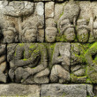 Archaeological site of Borobudur, UNESCO World Heritage — Stock Photo