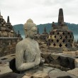 Archaeological site of Borobudur, UNESCO World Heritage — Photo