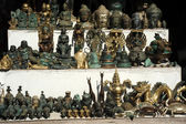 Buddah figures for sale — Stock Photo