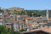 Posada köyü sardunya adası, i̇talya — Stok fotoğraf