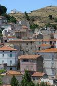 İtalya sardinya adası bitti köyü — Stok fotoğraf