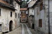 Rural village of Arto over lake Maggiore on Italy — Stock Photo