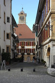 The old town of Murten — Stock Photo