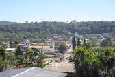 The village of Conception de Ataco on El Salvador — Stock Photo