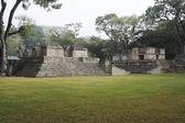 The Mayan ruins of Copan — Stock Photo