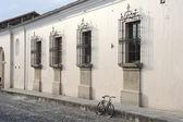 Koloniaal huis — Stockfoto