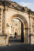 San francisco kerk — Stockfoto