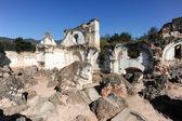 Ruinen von antigua — Stockfoto