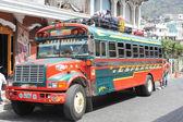 Kuřecí autobus — Stock fotografie