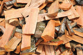 Multitude of wood — Stock Photo