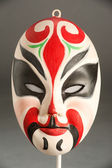 Mask of a traditional Chinese theater — Photo