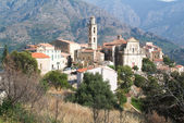 The village of Montegrosso — Stock Photo